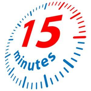 15 Minutes Response