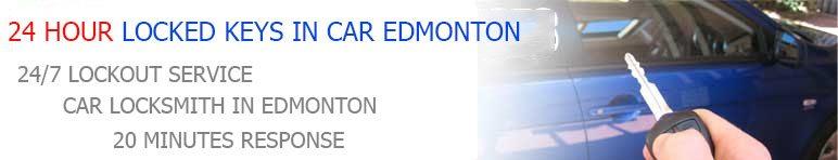 car lockout in edmonton